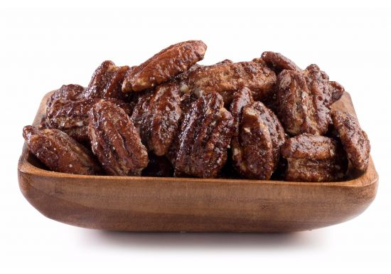 Honey Glazed Pecans