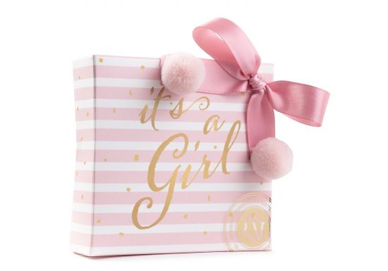 Petite Its A Girl Gift Box
