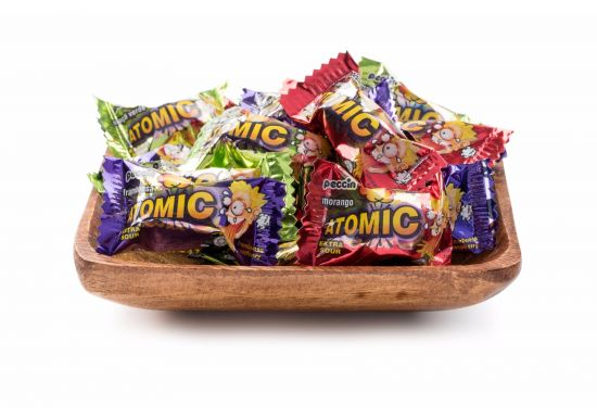 Atomic Chew Cream Filled Candy