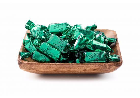 Zaza Foil (Green) Sour Green Apple Chewy