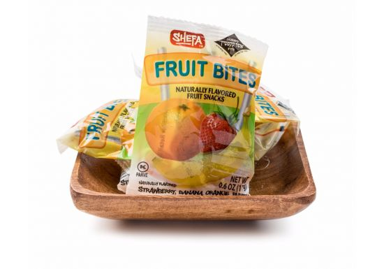 Fruit Bites Fruit Flavor